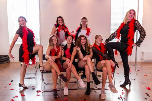 Workshop Burlesque in Berchem